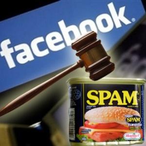 facebook spam security